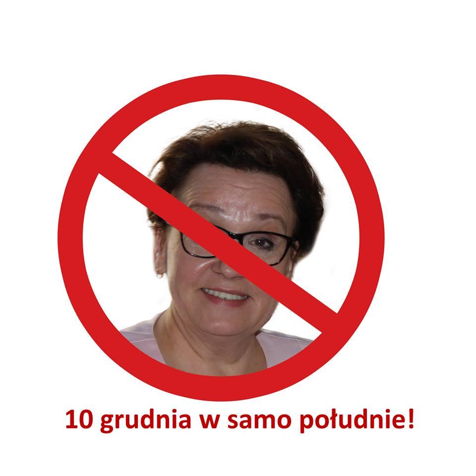 minister zalewska